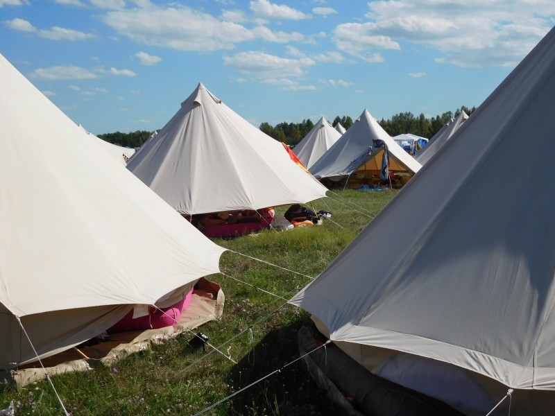 Bell tent & Bell tent max - ON SALE SOON