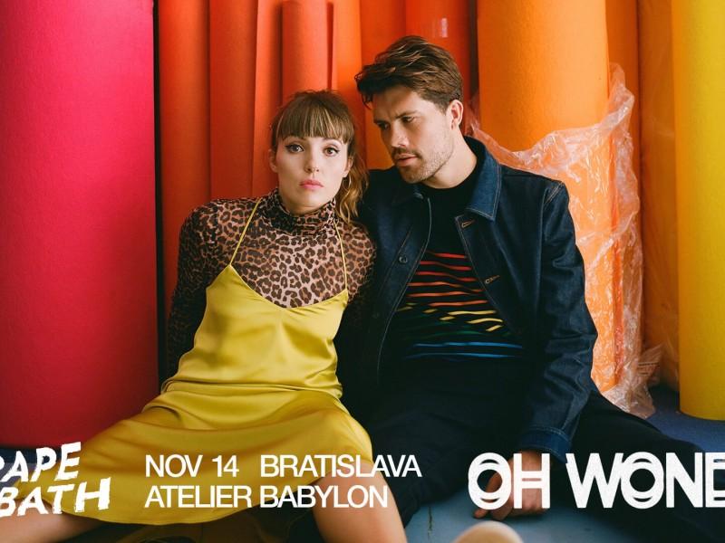 Oh Wonder (uk) / Bratislava ()