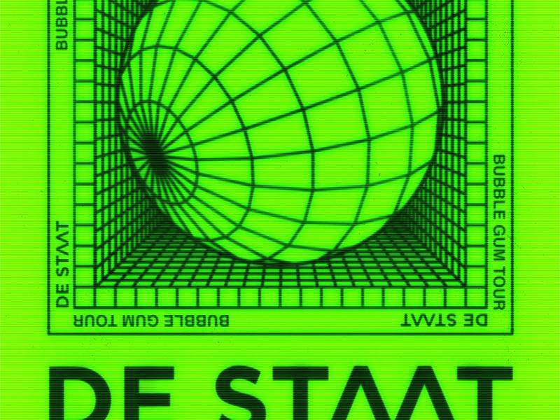 De Staat coming to Bratislava this October! ()