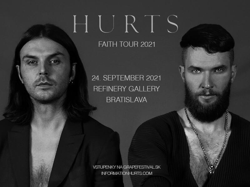 Hurts concert postponed to September 2021 ()