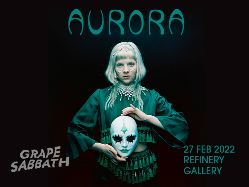 Tickets for the Aurora show now on sale ()